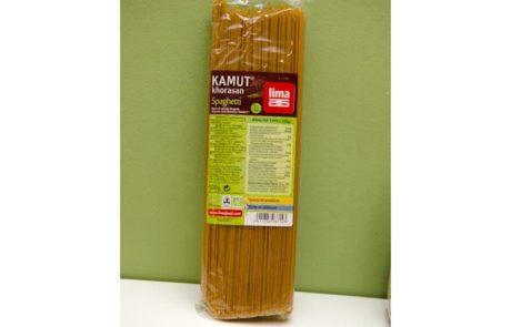 Espaguetis integrales 500gr de Kamut
