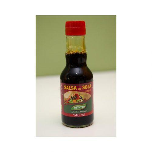 Salsa de soja 140 ml Tamari Biocop