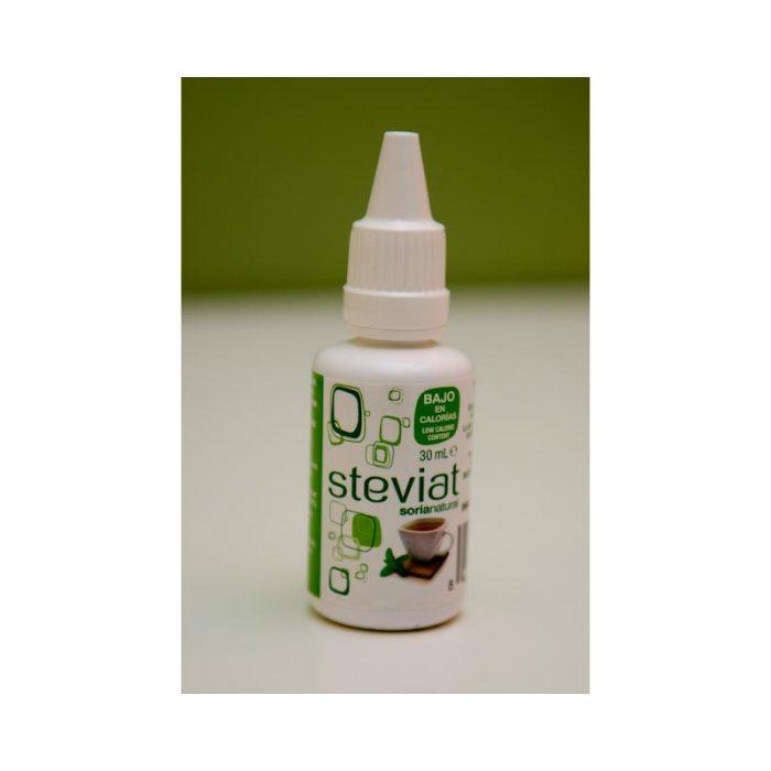 Stevia 100% gotas 30ml Soria natual
