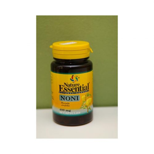 Noni 50 cápsulas de 400 mg Nature Essential