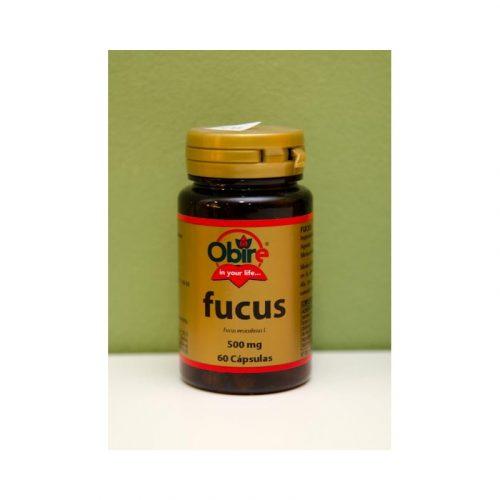 Fucus sin glúten apto para veganos 100 comprimidos de 500 mg Sotya