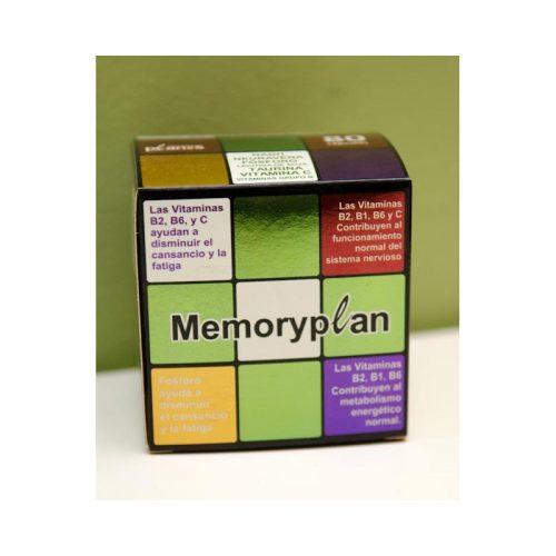 0020 Memory plan 80 cápsulas 47.68 g Planes