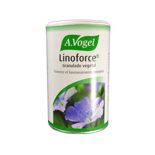 Linoforce granulado vegetal favorece el funcionamiento intestinal 300 gr. A. Vogel