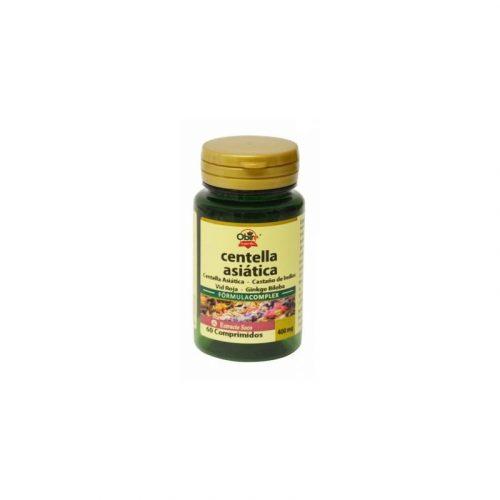 Centella asiática fórmula complex 60 comprimidos de 400 mg Obire