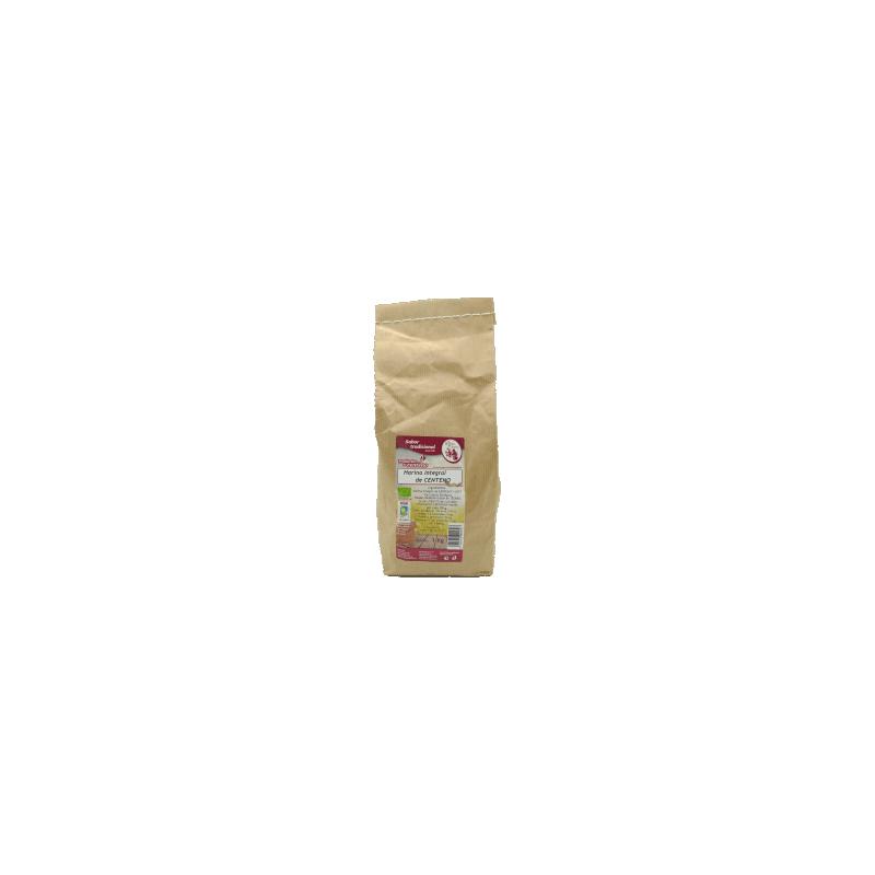 Harina integral de centeno 1 kg. El Horno de Leña
