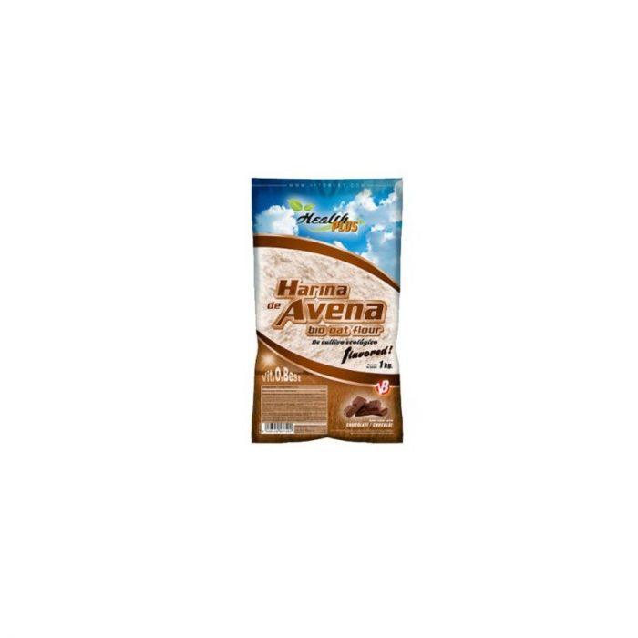 Harina de avena chocolate bio 1 kg. Vitobest