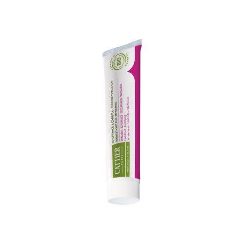 Pasta dental Dentargile de romero, remineralizante con arcilla 75 ml. Cattier Paris