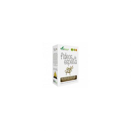 Fideos de espelta 250 gr. Soria Natural