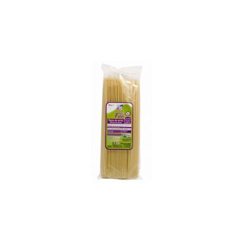Espaguetis de harina de arroz bio sin gluten 100 gr. La Finestra del Cielo
