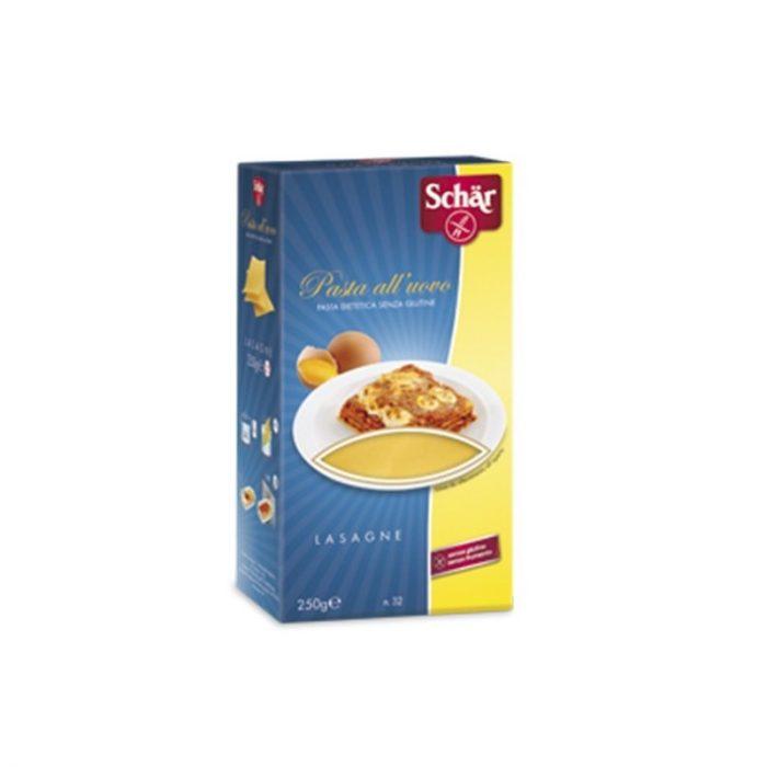 Lasaña sin gluten 250 gr. Schar