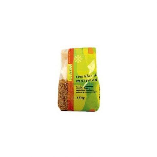 Semillas de mostaza 150 gr. Biospirit