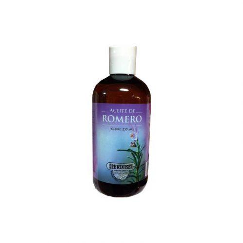 Aceite de romero 250 ml. Herdibel