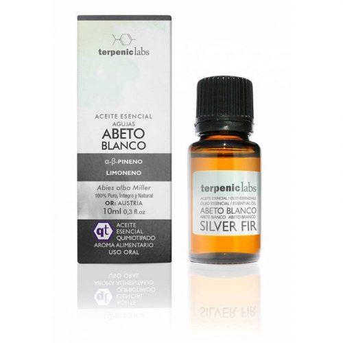 Aceite esencial de abeto blanco bio 10 ml. Terpeniclabs