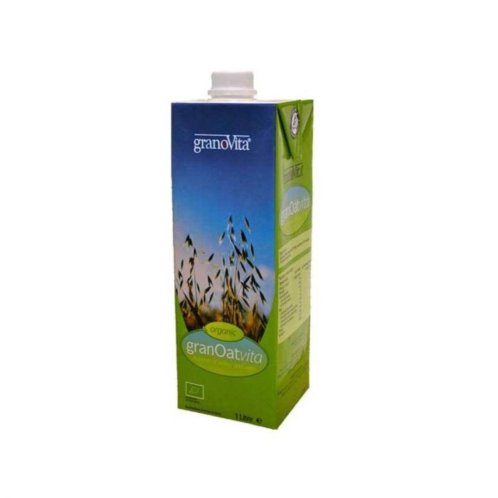 Bebida de avena bio 1L. Granovita
