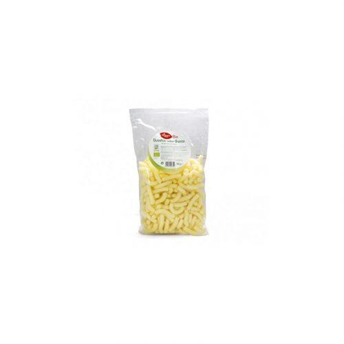 Gusetos sabor queso agricultura ecológica 60 gr. El Granero Integral