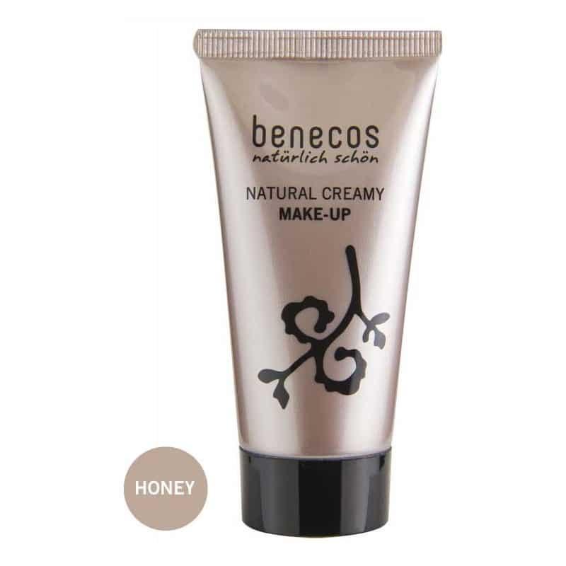 Maquillaje natural honey 30 ml. Benecos