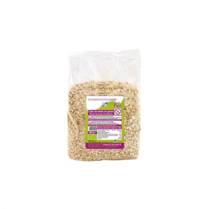 Copos de avena agricultura ecológica sin gluten 350 gr. La Finestra del Cielo