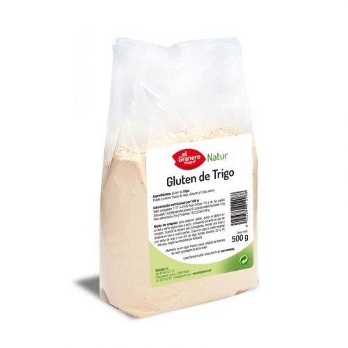 Gluten de trigo 500 gr. El Granero Integral