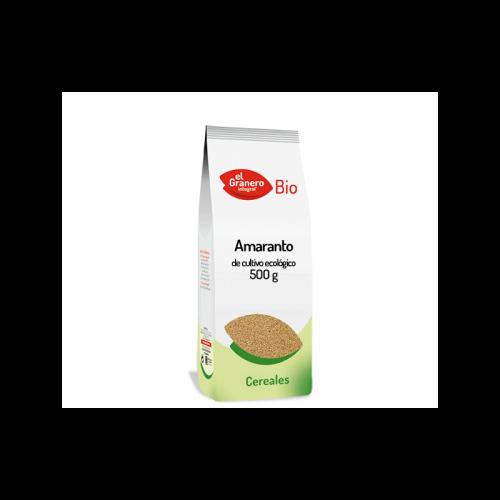Amaranto de cultivo ecológico 500 gr. El Granero Integral