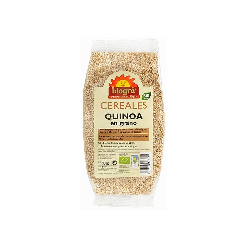 Quinoa en grano 300 gr. Biográ