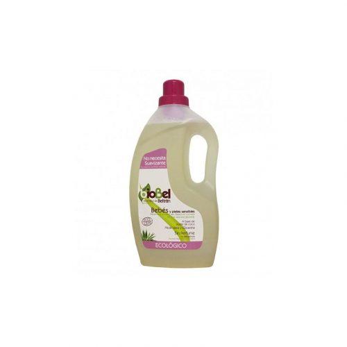 Jabón ecológico para ropa de bebés y pieles sensibles 1.5 L. Biobel