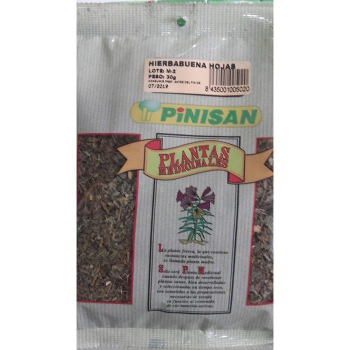 Hierbabuena hojas 30 gr. Pinisan