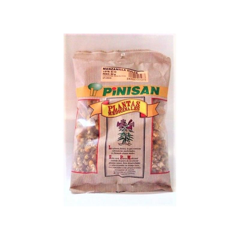 Manzanilla dulce 50 gr. Pinisan