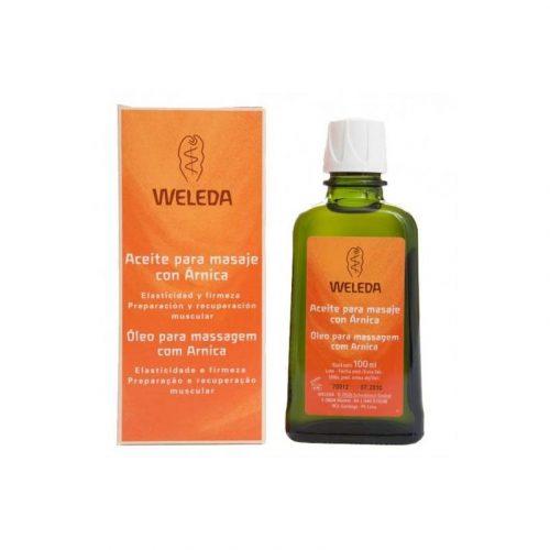 Aceite de árnica para masaje 100 ml. Weleda