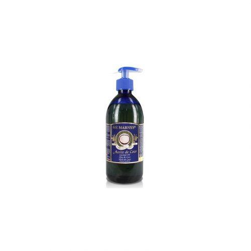 Aceite de coco 500 ml. Marnys