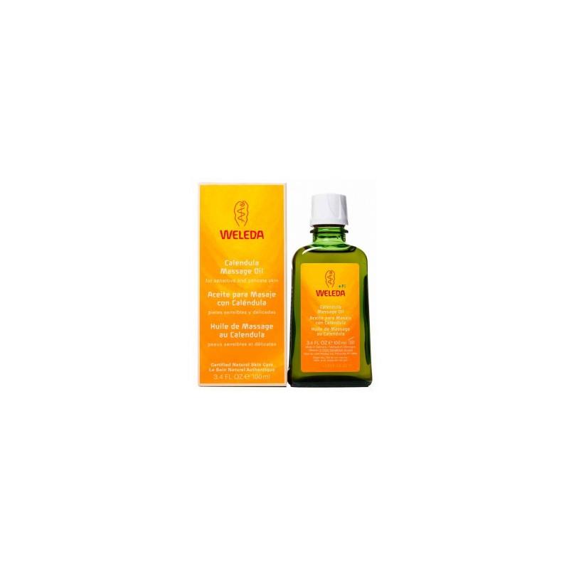 Aceite de masaje caléndula 100 ml. Weleda