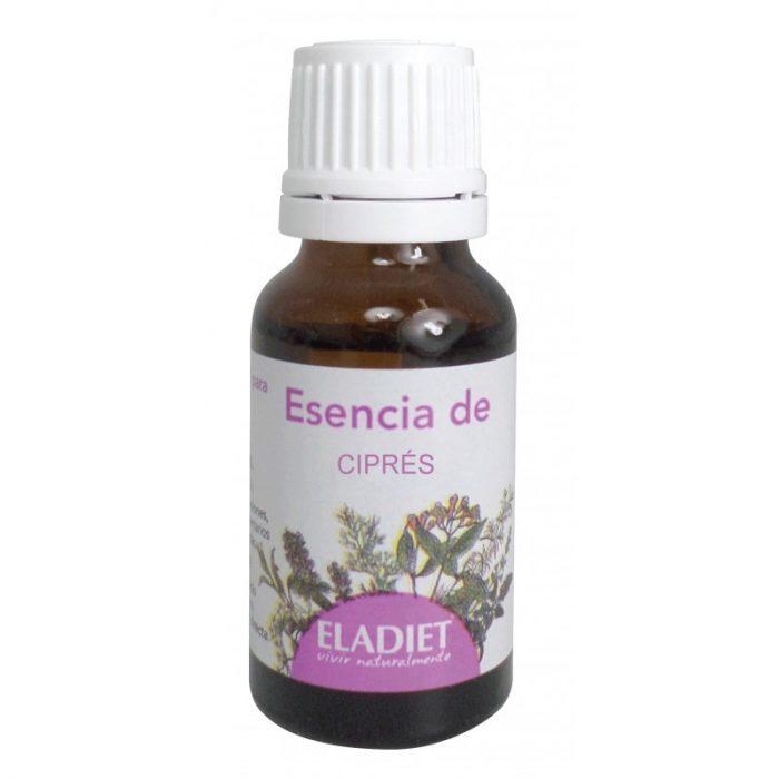 Aceite esencial de ciprés 15 ml. Eladiet