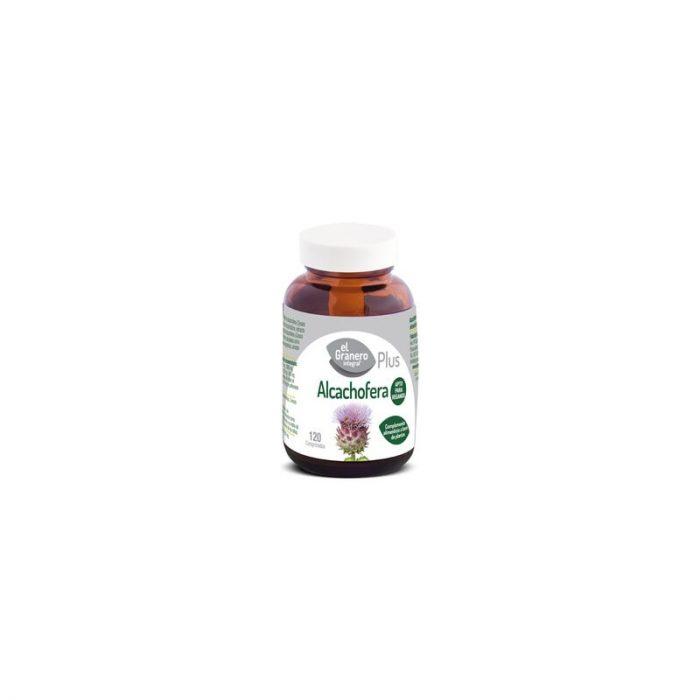 Alcachofera 120 comprimidos 600 ml. El Granero