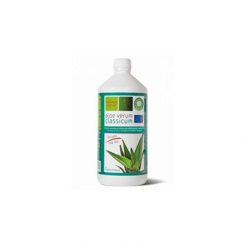 Aloe verum classicum sin pulpa 1 L. Plameca