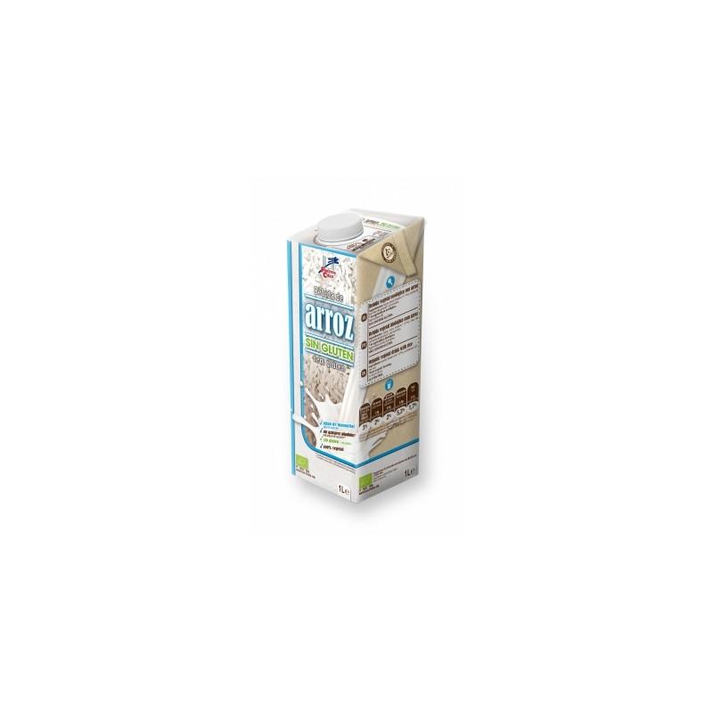 Bebida de arroz sin gluten bio 1l. La Finestra del Cielo