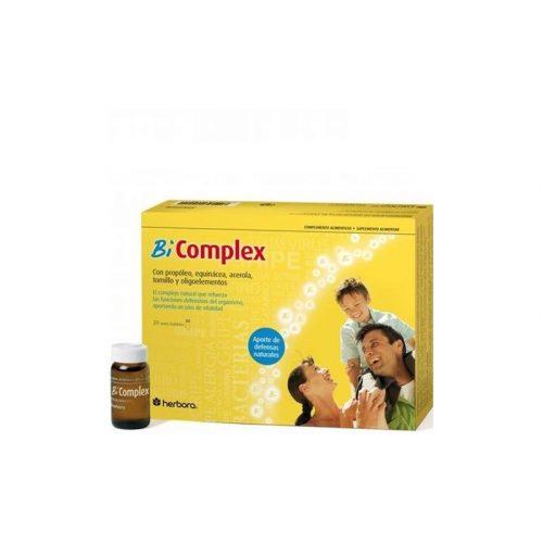 Bi Complex 20 ampollas 10 ml. Herbora S. L.
