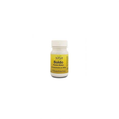 Boldo 100 comprimidos 500 mg. Sotya