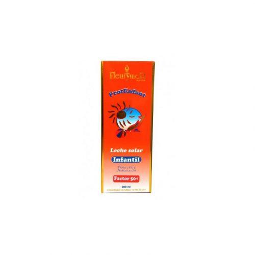 Bronceador infantil factor 50 200 ml. Fleurymer