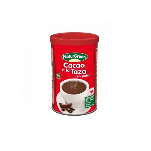 Cacao a la taza en polvo bio 250 gr. Naturgreen