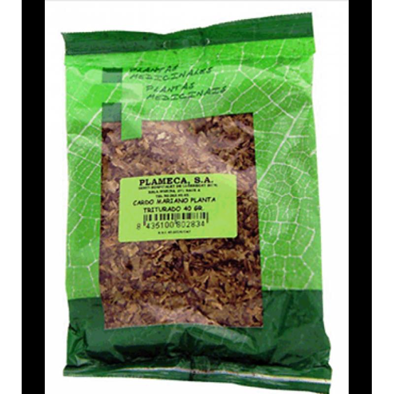Cardo mariano planta triturado 40 gr. Plameca