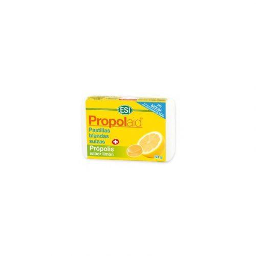 Propolaid pastillas blandas suizas sabor limón 50 gr. Esi
