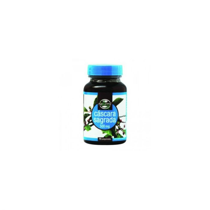 Cáscara sagrada 90 comprimidos 500 mg. Naturmil