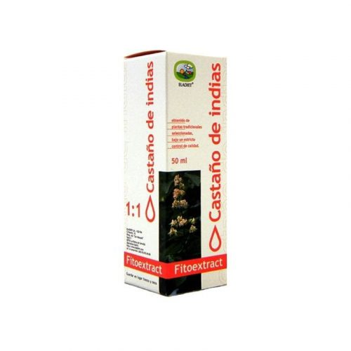 Castaño de indias extracto 50 ml. Eladiet