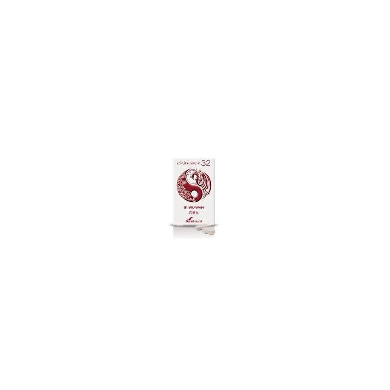 Chinasor 32 Si Wu Wan 30 comprimidos. Soria Natural