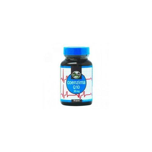 Coenzima Q10 30 mg. 30 cápsulas. Naturmil