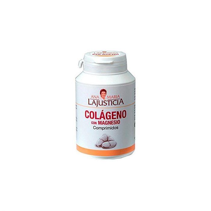 Colágeno con magnesio 180 comprimidos. Ana María Lajusticia