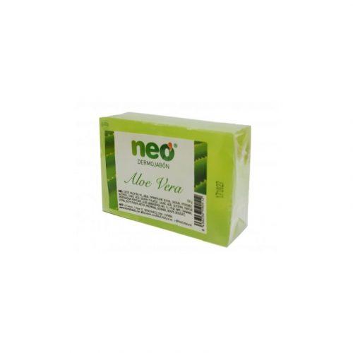Jabón de aloe vera 100 gr. Neo