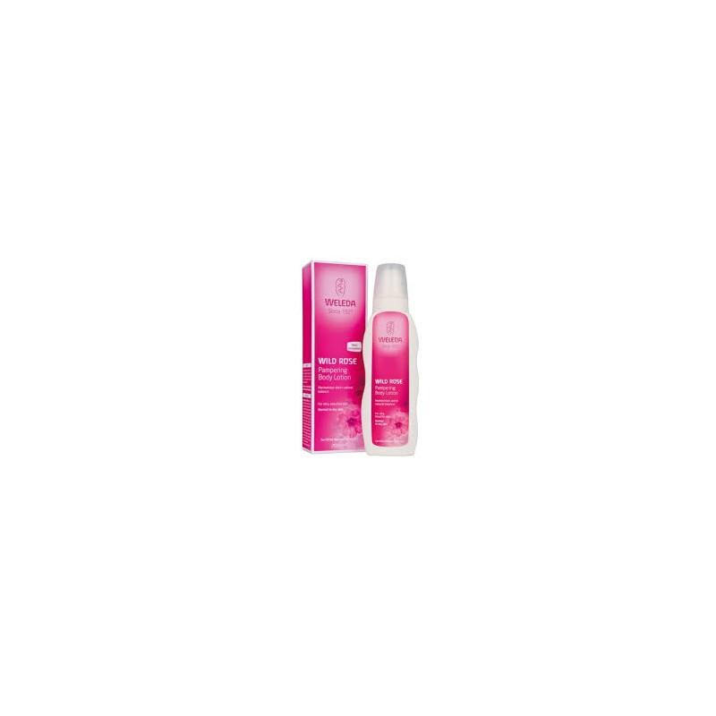 Leche corporal de rosa mosqueta 200 ml. Weleda