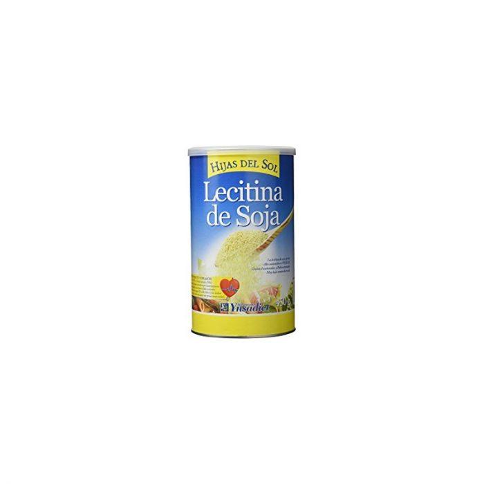 Lecitina de soja GMO 450 mg. Hijas del Sol Ynsadiet