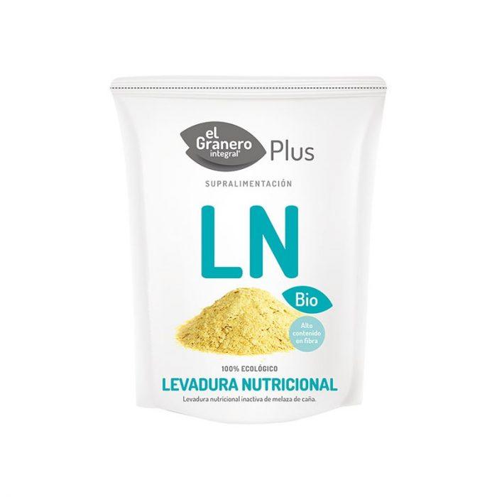 Levadura nutricional alto contenido en vitamina B12 150 gr. El Granero