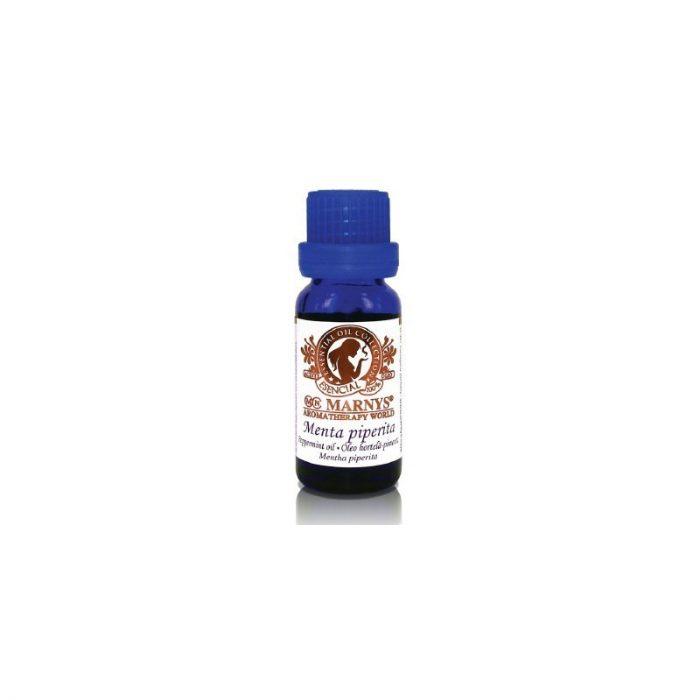 Menta piperita 100 % puro y natural uso alimentario 15 ml. Marnys